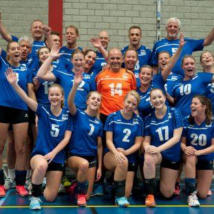Volleybal team